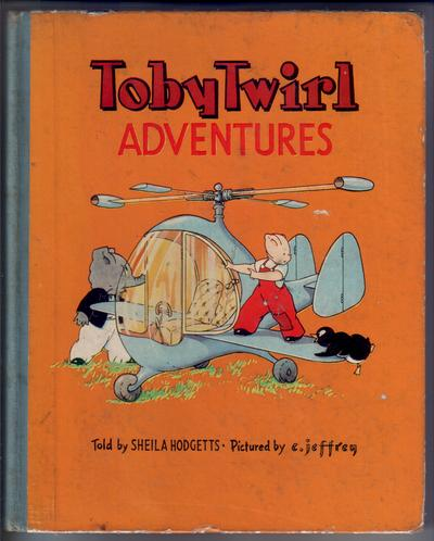 Toby Twirl Adventures 1952