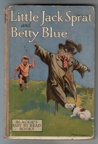 Little Jack Sprat and Betty Blue
