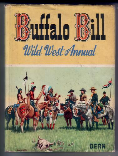 Buffalo Bill Wild West Annual by Rex James