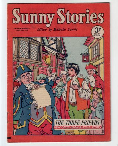 Sunny Stories - The Three Friends