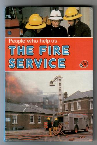 DODDS, IRENE - The Fire Service