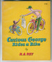 Curious George rides a bike by H. A. Rey