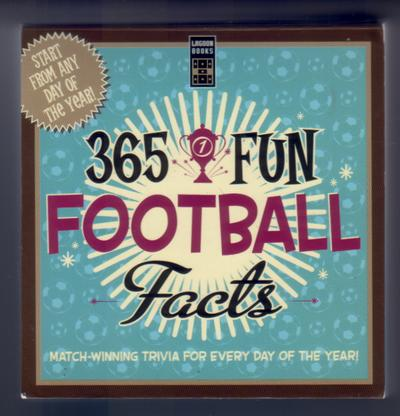365 fun football facts