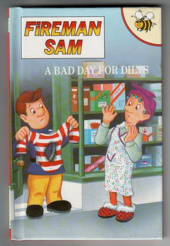 Fireman Sam - A bad day for Dilys