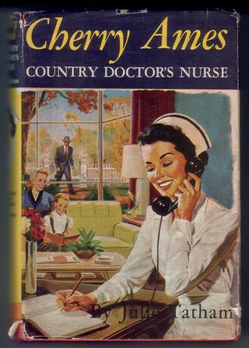 Cherry Ames Country Doctor's Nurse