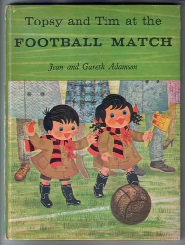 Topsy and Tim at the Football Match