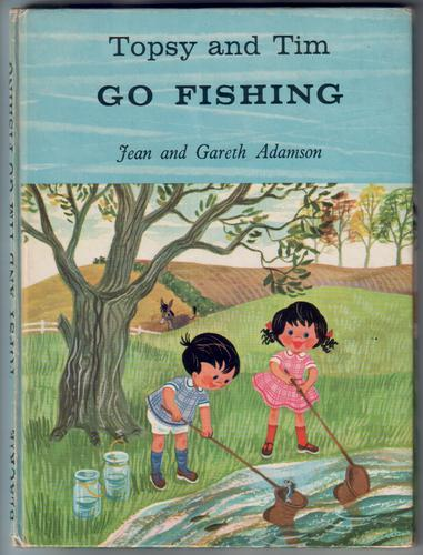 Topsy and Tim Go Fishing
