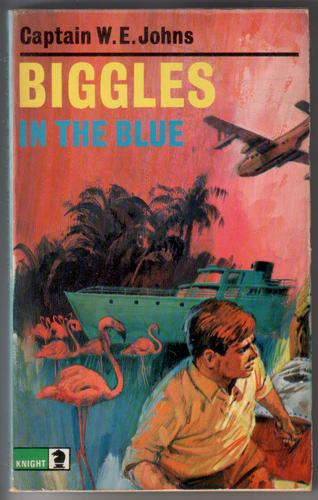Biggles in the Blue