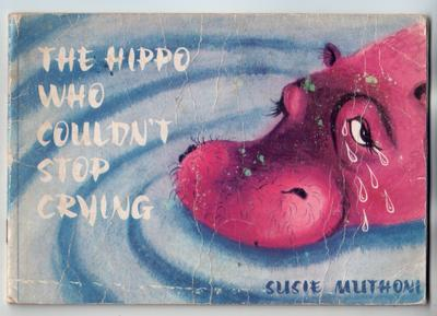 The hippo who couldn't stop crying