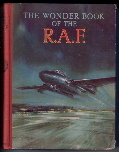 The Wonder Book of The R.A.F.