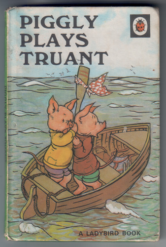 Piggly Plays Truant