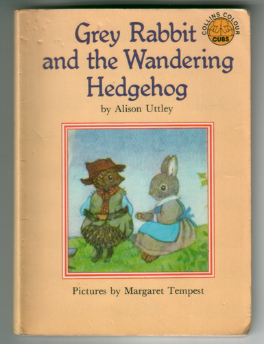Grey Rabbit and the Wandering Hedgehog