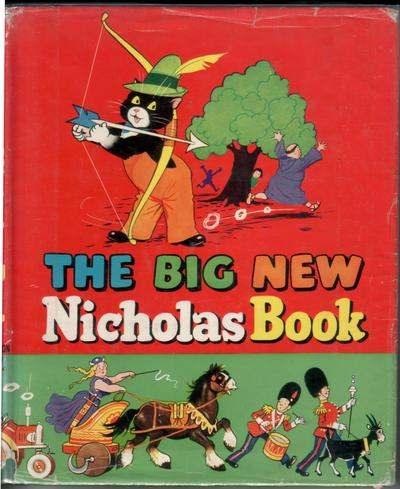 The Big New Nicholas Book