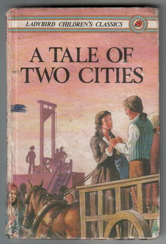 A Tale Of Two Cities By Charles Dickens  Childrens Bookshop, Hay On Wye