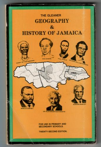 Geography and History of Jamaica