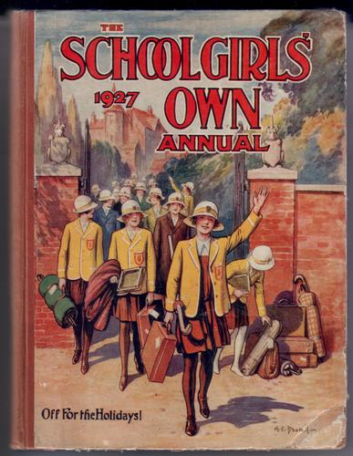 The Schoolgirls' Own Annual 1927