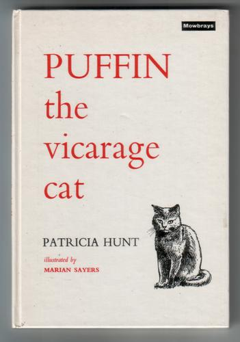 Puffin the Vicarage Cat