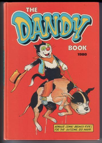 The Dandy Book 1980